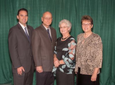 Josh Christenson, David & Dianne Parnow, Faith Hensrud
