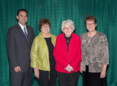 Josh Christenson, Nancy, Betsy McDowell, Faith Hensrud