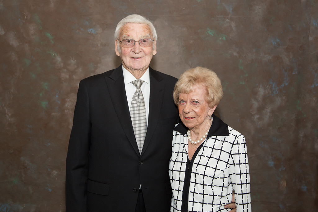 Wayne and Beverly Thorson