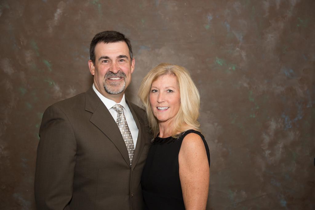 Brad and Suzanne Benson