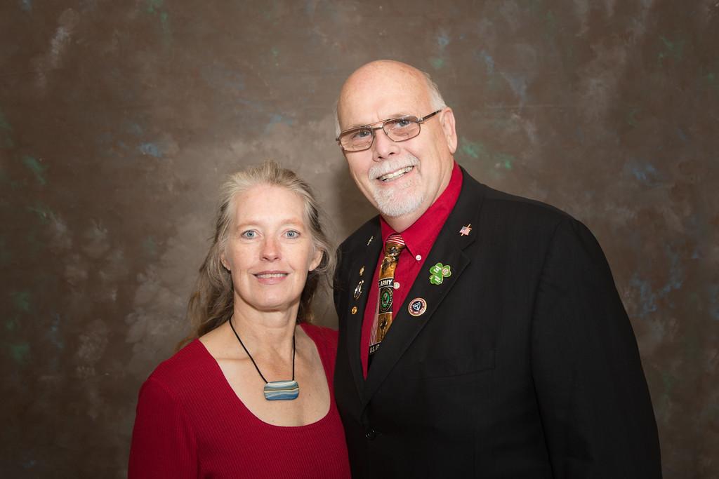 Jim and Diane