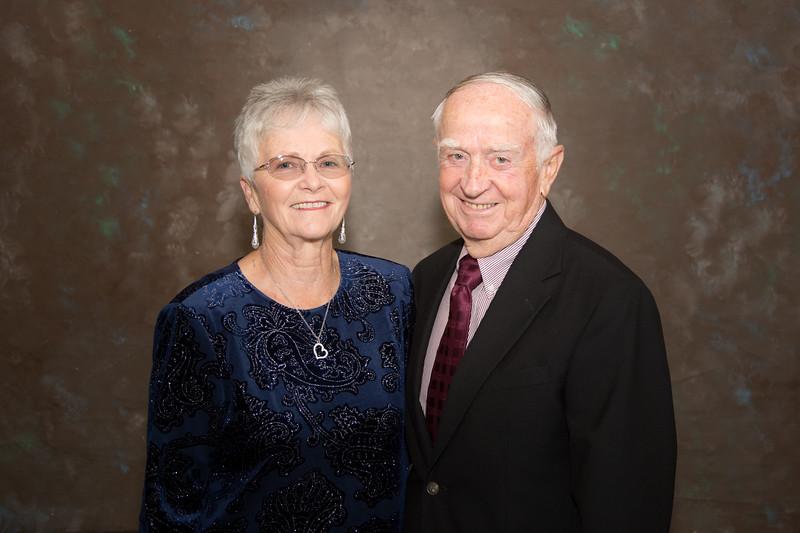 Sylvia and Joe Graba