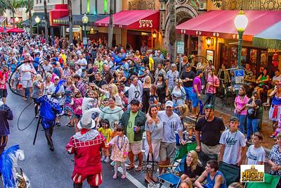 Suncoast Festival Parade of Boats 2013