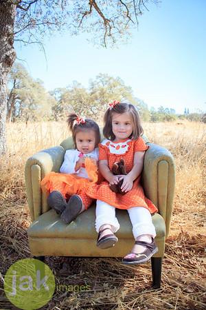 Layla and Sonya