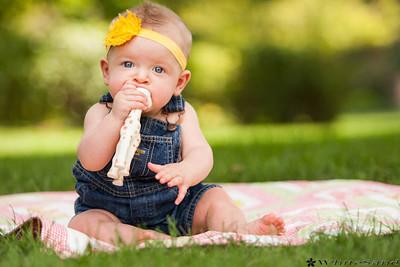 Mikaela 6 months