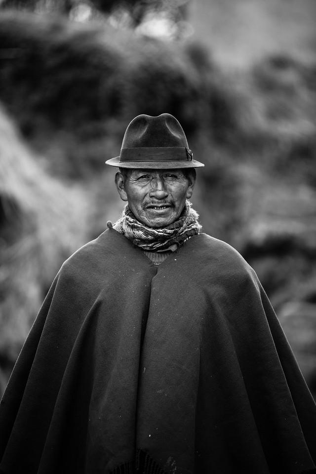 Quechua Man