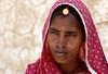 India, Rajastan, Jaipur, A Hindu Woman