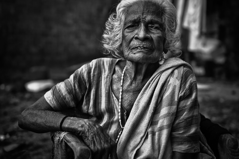 Fishing Village Matriarch