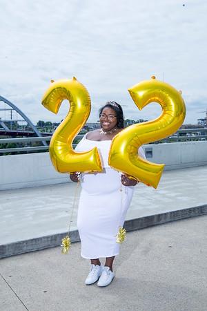 Chantal Birthday Shoot