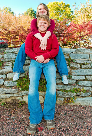 Heather & Cody Engagement Photos