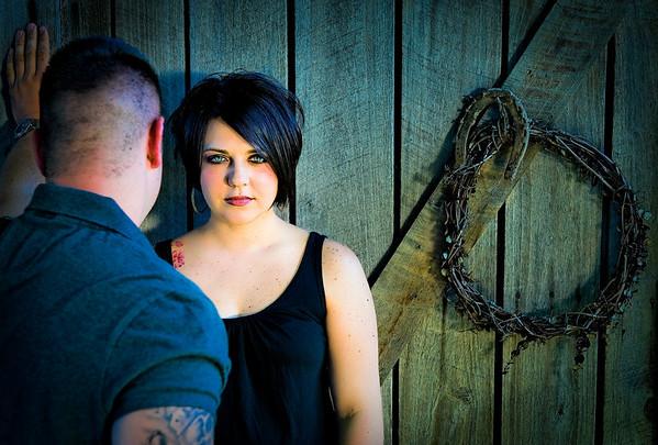 Lindsay Brate Engagement