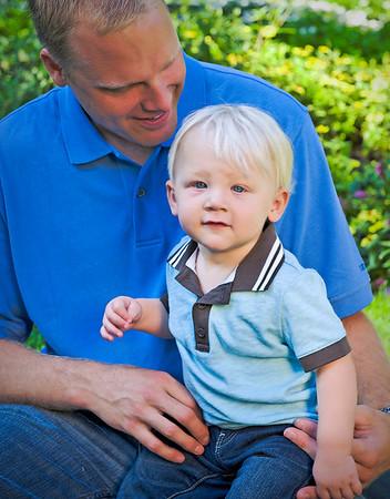 Tara Family (July 26, 2009)
