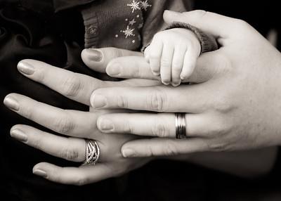 Amanda & Nathan Family