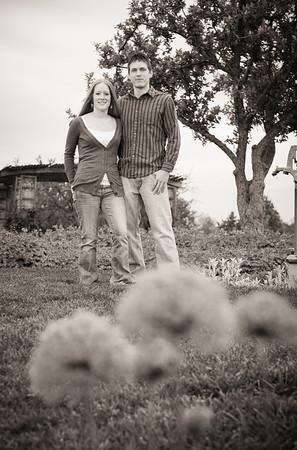 Chelsie & Mark Portraits