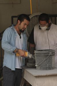 Pōhaku Kuʻi ʻAi - Kumu Jordan Souza & student Keo A. Young