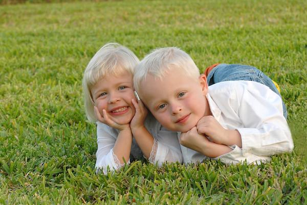 Hoyt Family 2008, 2009