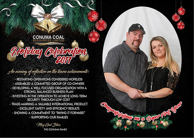 Conuma Christmas Party Chetwynd December 8