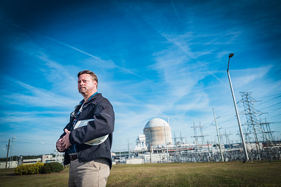 Employee at Robinson Nuclear Plant