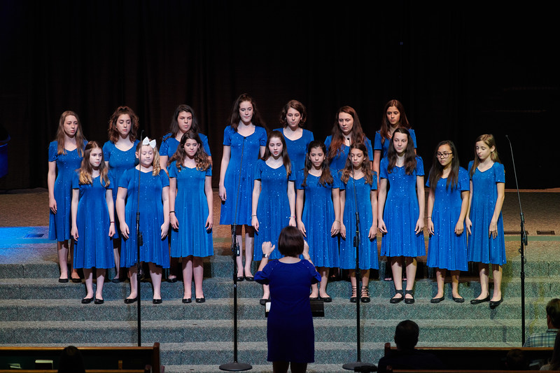 Westlake School Choir at Palm Harbor United Methodist Church