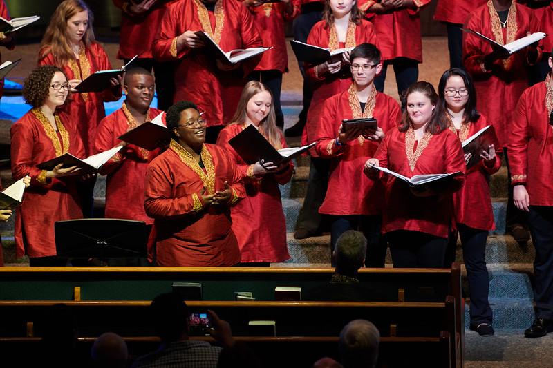 FSU Singers at Palm Harbor United Methodist Church