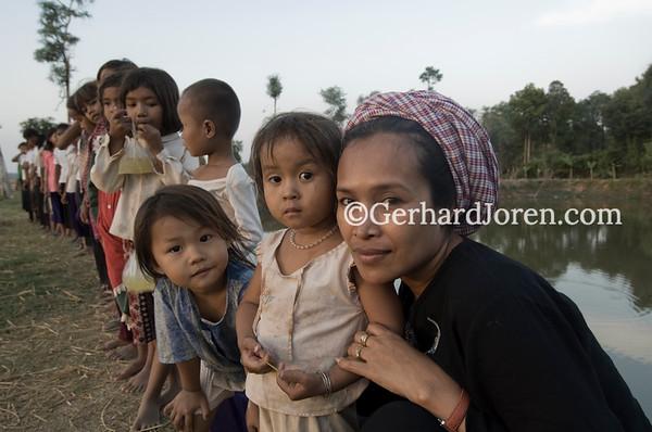 Somaly Mam, Kompong Cham, Cambodia