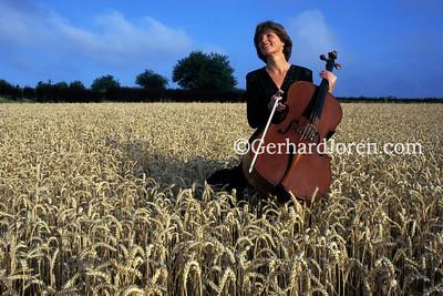 Maria Kliegel, cellist, Germany
