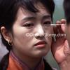 "Gong Li, actress,  on the movie set off ""Tempress Moon"", Suzhou, China"