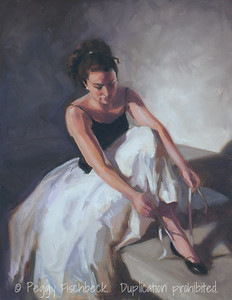 Francesca, 14x18, oil on panel  SOLD