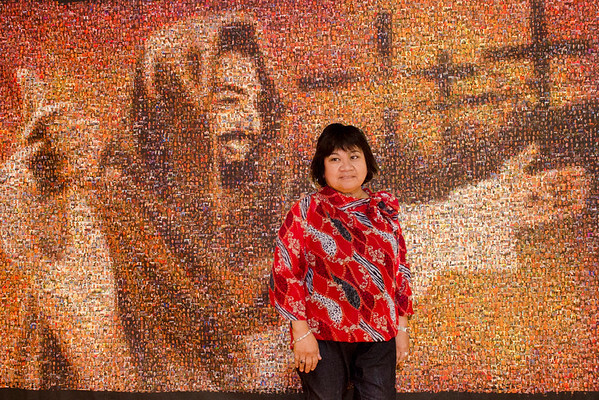 Jesus Mosaic 2-23-2014
