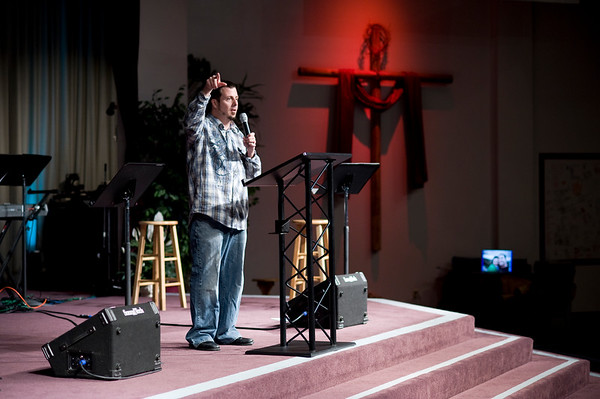 Oasis Church New Location 1-24-2010