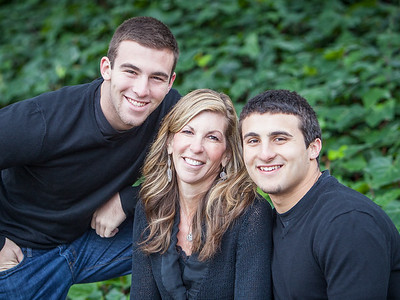 Mom and Her Boys