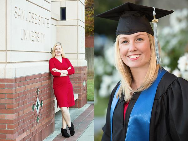 SJSU College Graduate