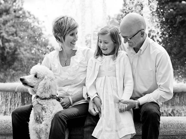 Family Portrait at Stanford University
