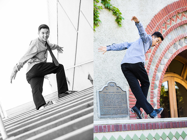 College Graduate Portraits - San Jose State University