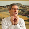 Leader of the official opposition and Liberal party leader Michael Ignatieff pictured at Stornoway, his official residence, in Ottawa on Monday, March 16, 2009. Photo by Patrick Doyle.