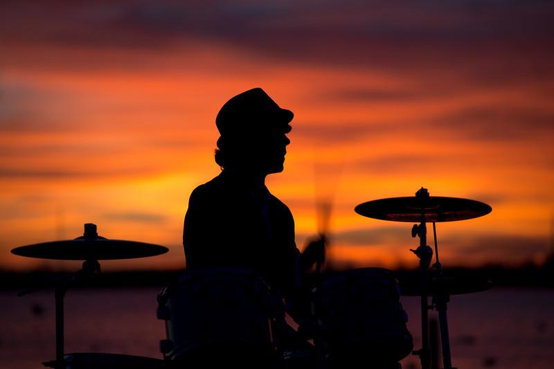 Beach Drummer