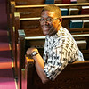 Reverend Anthony Bailey photographed for the United Church Observer.