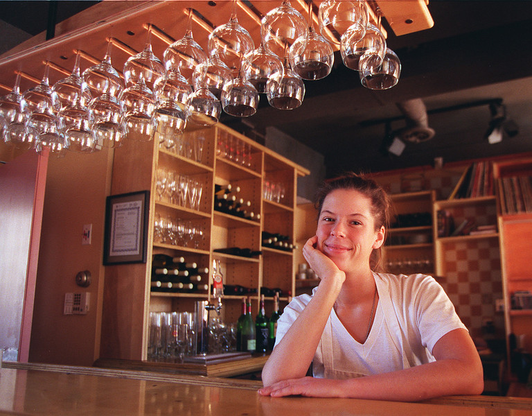 Black Cat Wine Bar & Cafe. Candice Butler, chef. Photo by Patrick Doyle.