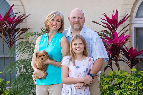 Rosario Family - Tarpon Springs