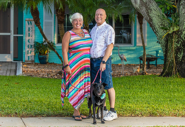 Stacy & Bob - Tarpon Springs