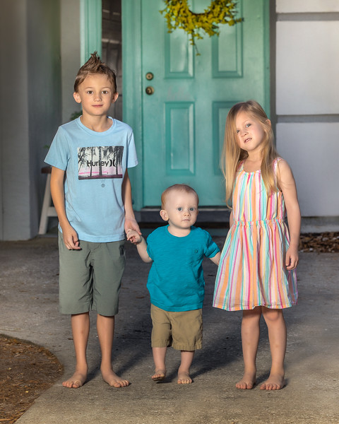 The Downs Family - Palm Harbor