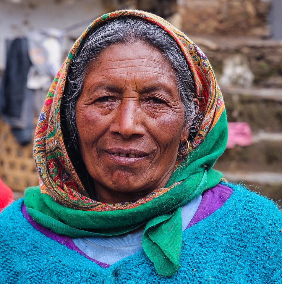 Himalayan Woman