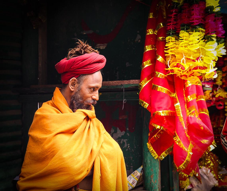 Near Himalayan Temple