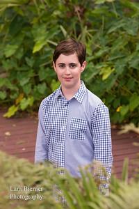 Gabriel  Bar Mitzvah Portrait