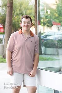 Grant Carr Senior Portrait