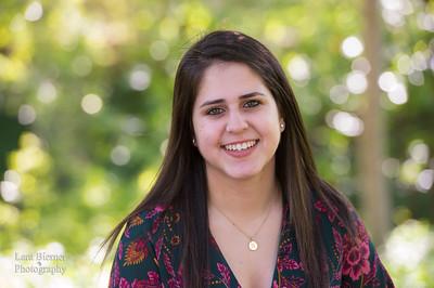 Nicole Brodsky Senior Portrait