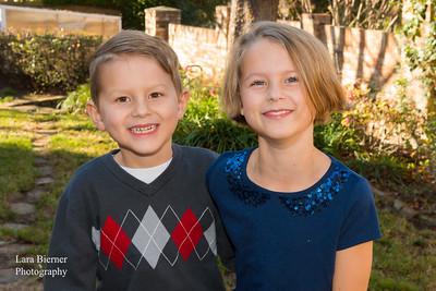 Rachel, Meritt and Clark December 15