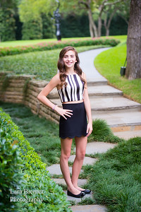 Ryan's Bat Mitzvah Portrait  ©Lara Bierner Photography