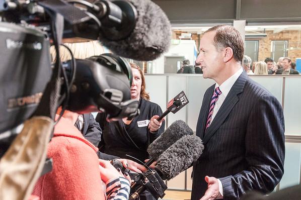 John Key, Ex-Prime minister, TNZ