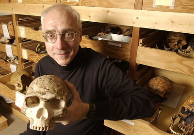 Richard Klein, professor of Anthropological Sciences